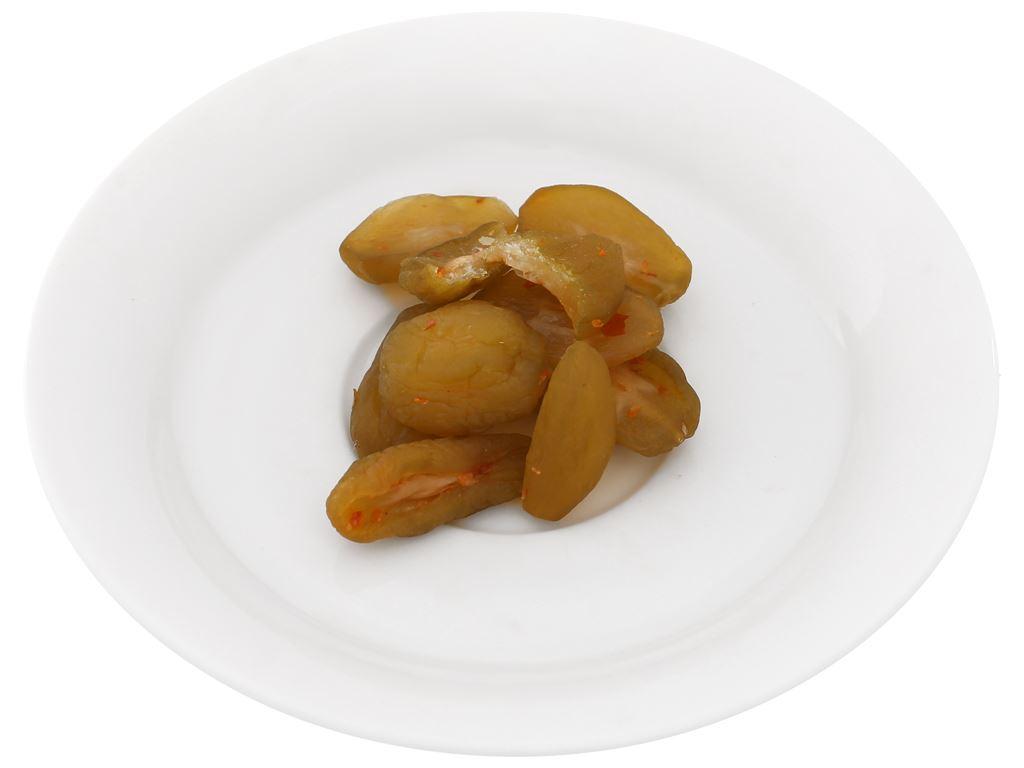 Cóc sấy dẻo muối ớt Frusa gói 35g 5