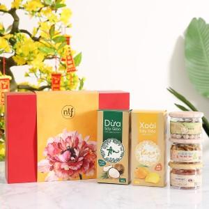 Hộp quà Tết An Khang Nong Lam Food 2kg