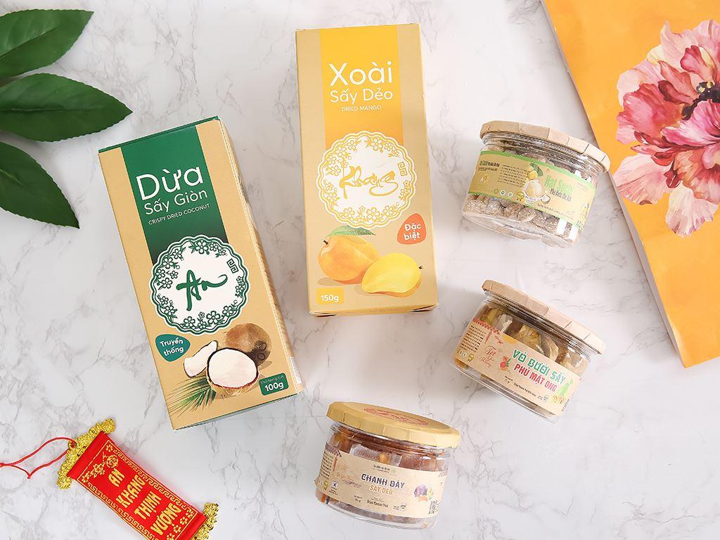 Hộp quà Tết An Khang Nong Lam Food 2kg 6