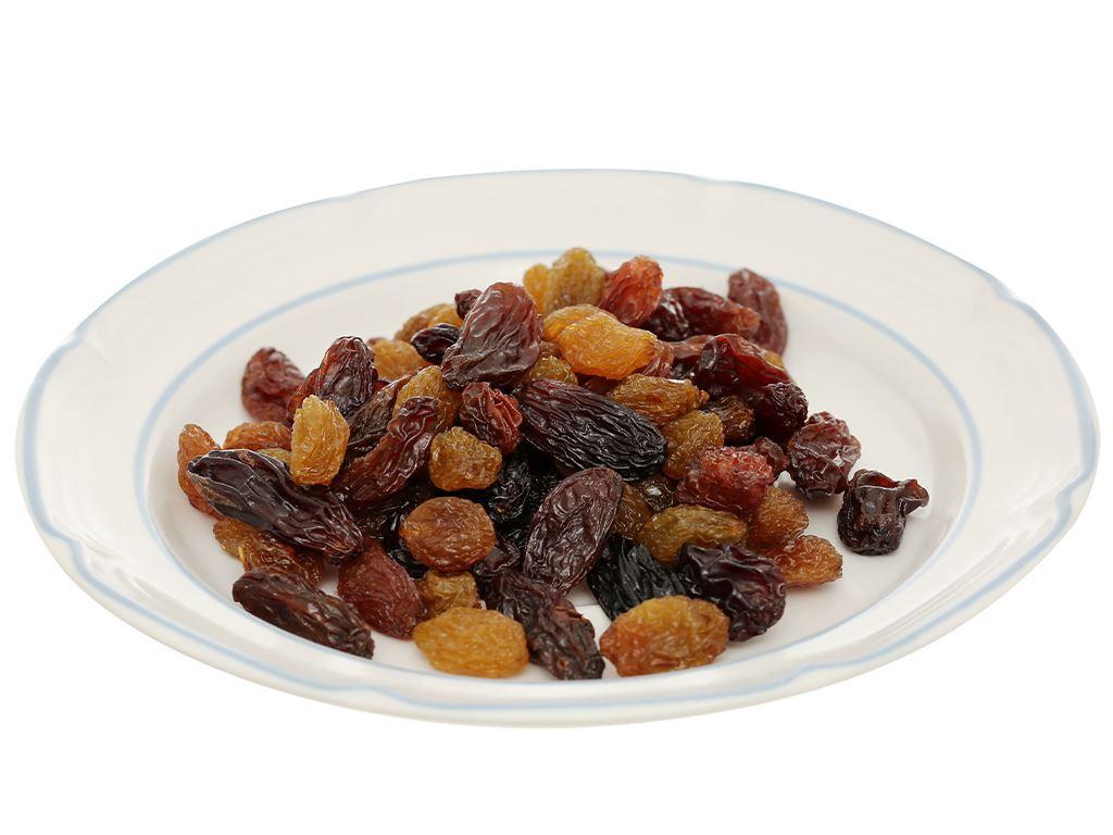 Nho khô Sunraysia Mixed Raisins lon 425g 6
