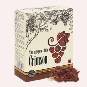 Nho khô nguyên cành Sunraysia Crimson hộp 450g