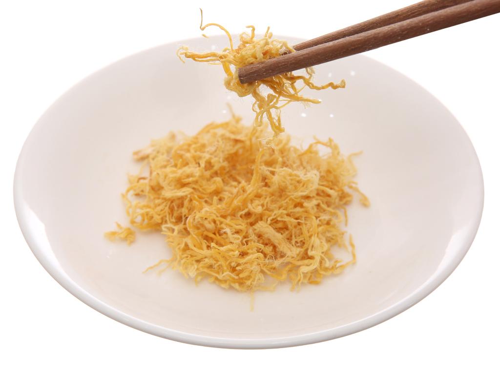 Chà bông thịt heo Hương Việt hũ 110g 5