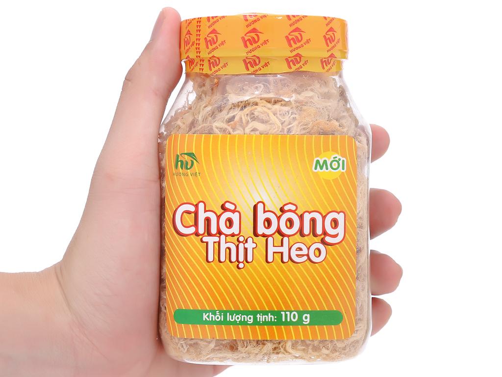 Chà bông heo Hương Việt hũ 110g 10