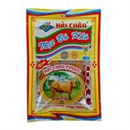 Thịt bò khô miếng Hải Châu 24g