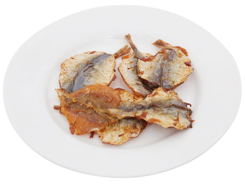 Cá chỉ vàng tẩm gia vị ăn liền Mailey gói 20g 4