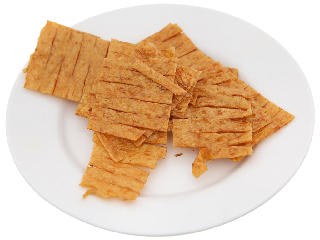 Snack mực tẩm gia vị thái Bento gói 24g 3