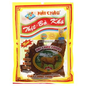 Thịt bò khô Hải Châu 50g