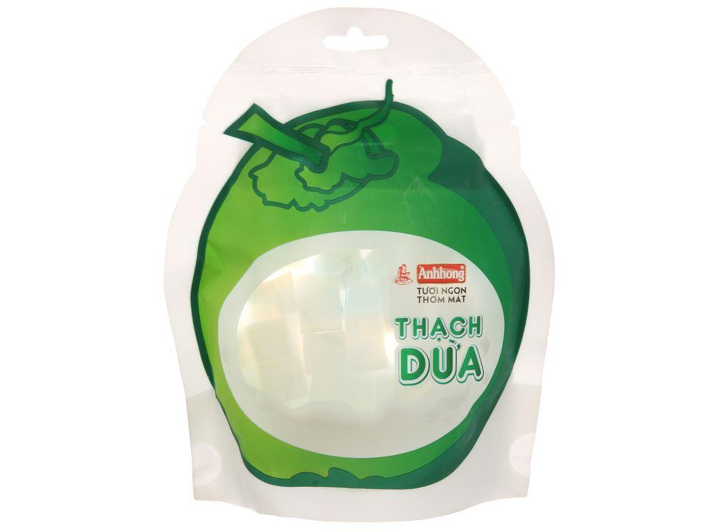 Thạch dừa Ánh Hồng 400g 1