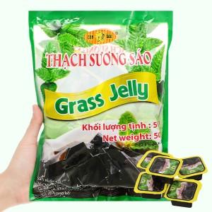 Thạch sương sáo Grass Jelly 3K túi 500g