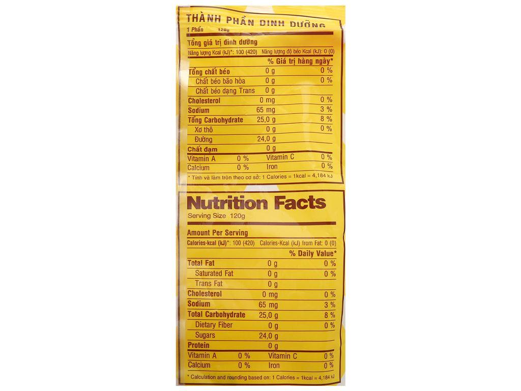 Thạch rau câu pudding hương vị trứng & dừa New Choice gói 240g 4