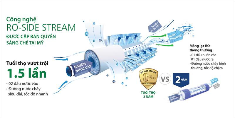 Công nghệ tiên tiến - Máy lọc nước AOSMITH AR75-A-S-H1