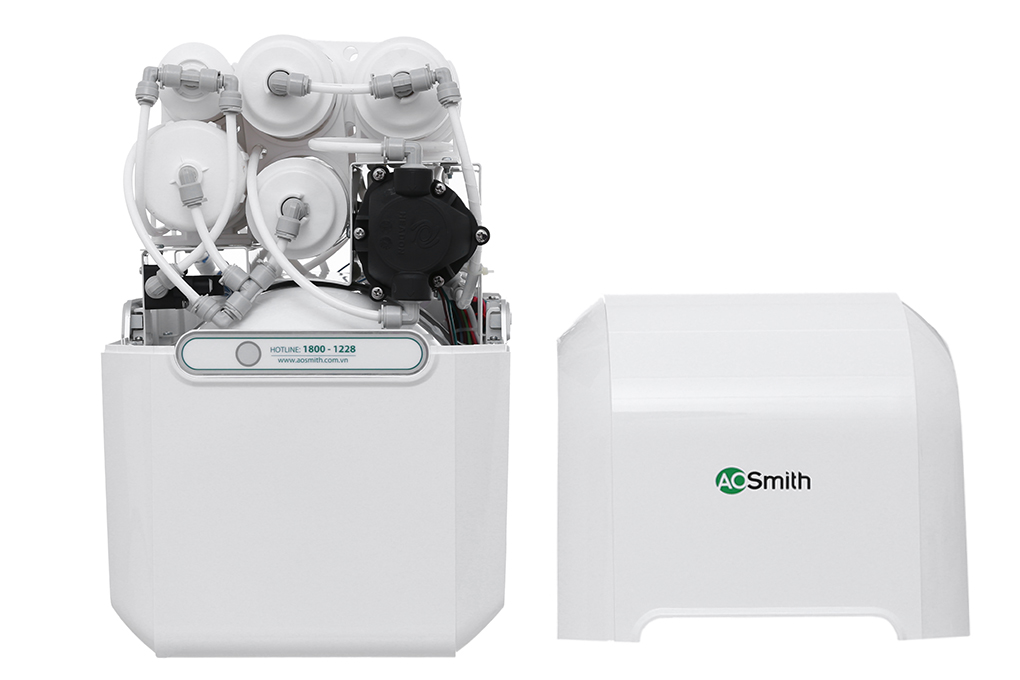 Máy lọc nước RO AOSmith AR75-A-M-1 5 lõi - Thời gian thay lõi lọc nhanh hay chậm phụ thuộc nguồn nước nơi bạn sử dụng
