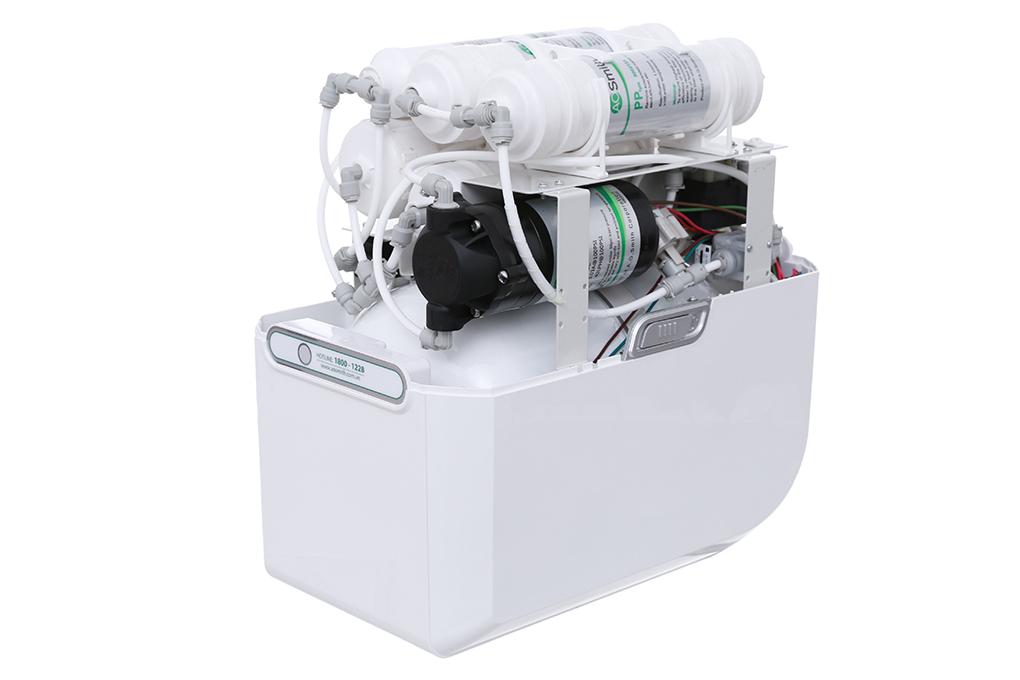 Máy lọc nước RO AOSmith AR75-A-M-1 5 lõi - Dung tích 9.46 lít và công suất lọc 11.8 lít/giờ
