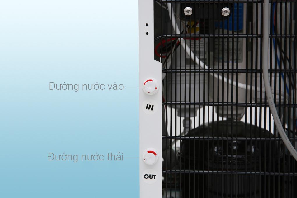 Máy lọc nước RO nóng lạnh Korihome WPK-813 6 lõi