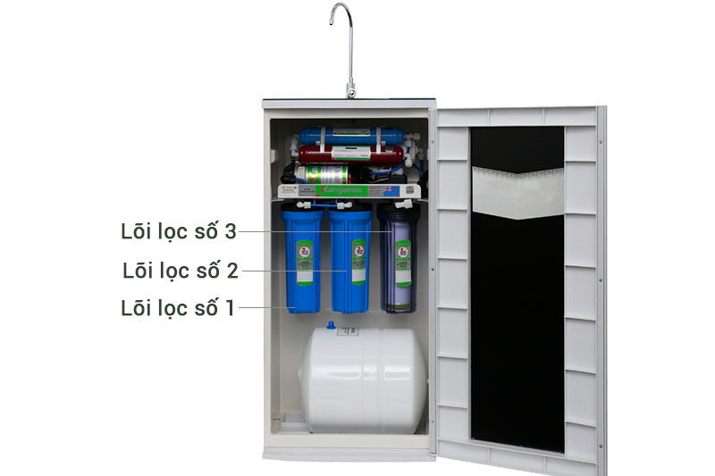 Máy lọc nước Kangaroo VTU KG08