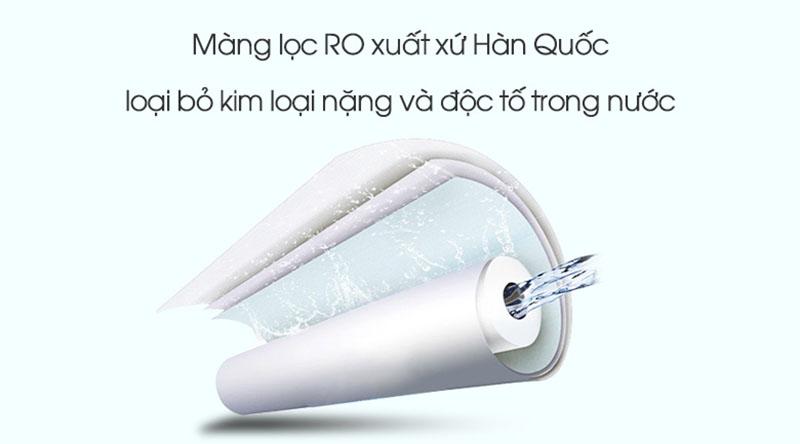 Lõi RO - Máy lọc nước RO Kangaroo VTU KG08 6 lõi