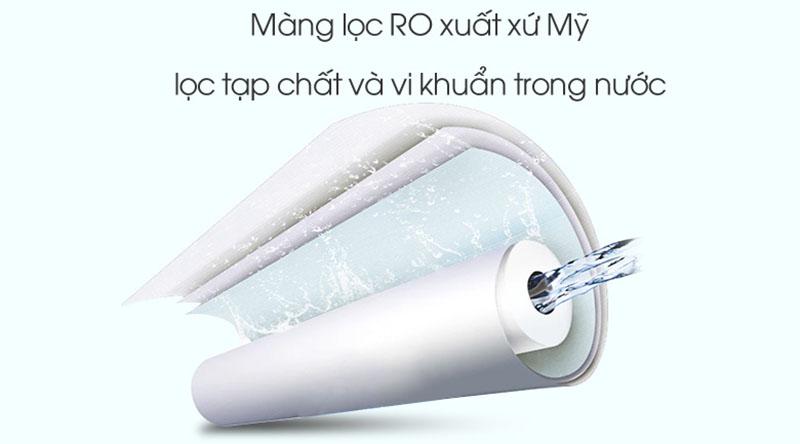 Màng lọc RO - Máy lọc nước RO Karofi KSI80-A 8 lõi