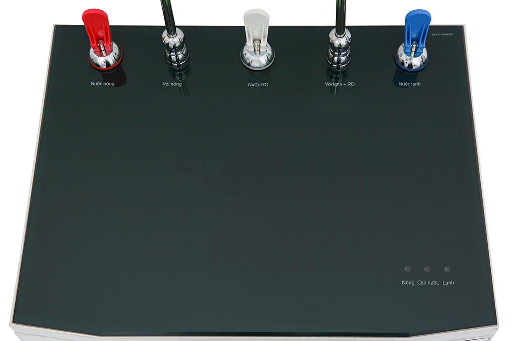 3 vòi cùng 3 công tắc riêng biệt, dễ sử dụng - Máy lọc nước RO Kangaroo KG10A3 10 lõi