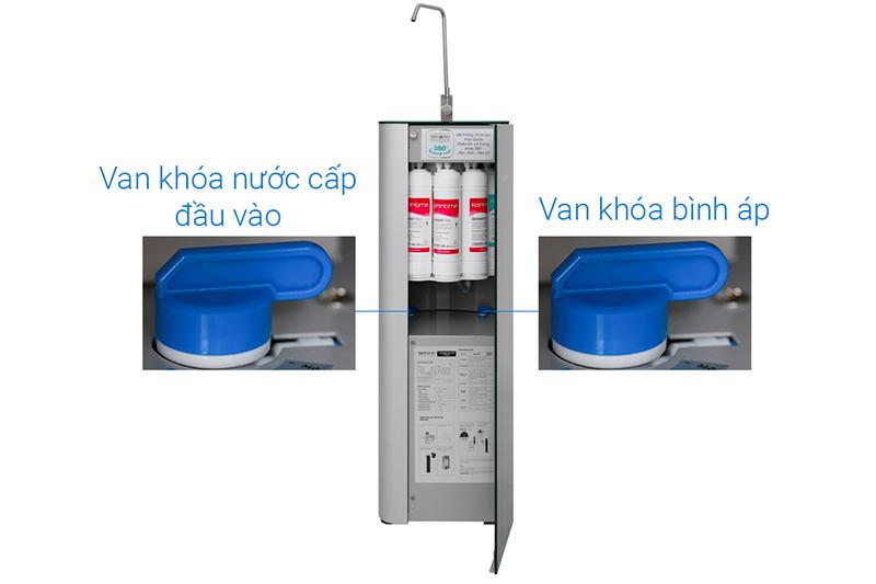 Máy lọc nước RO Korihome K-PRO WPK-G61 10 lõi