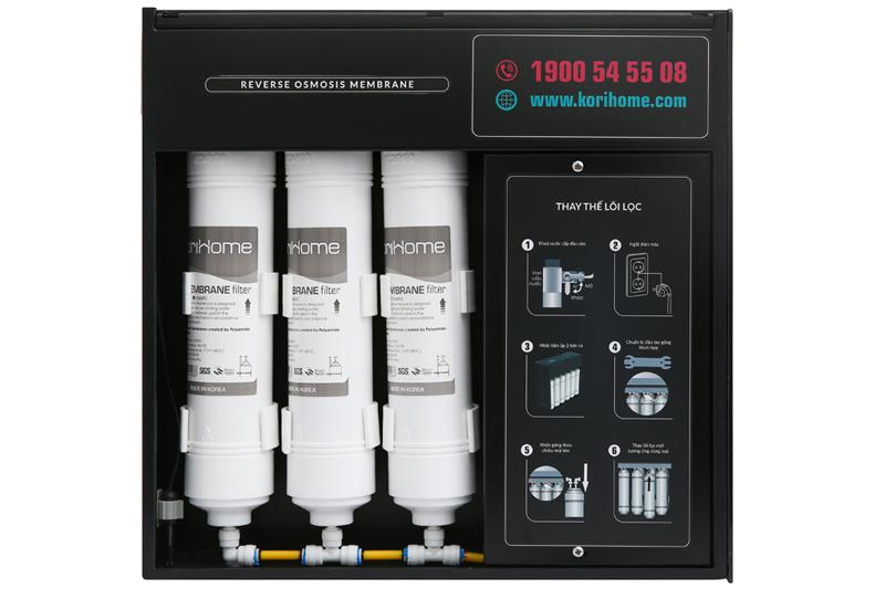 Bộ lọc RO - Máy lọc nước KoriHome WPK-K93