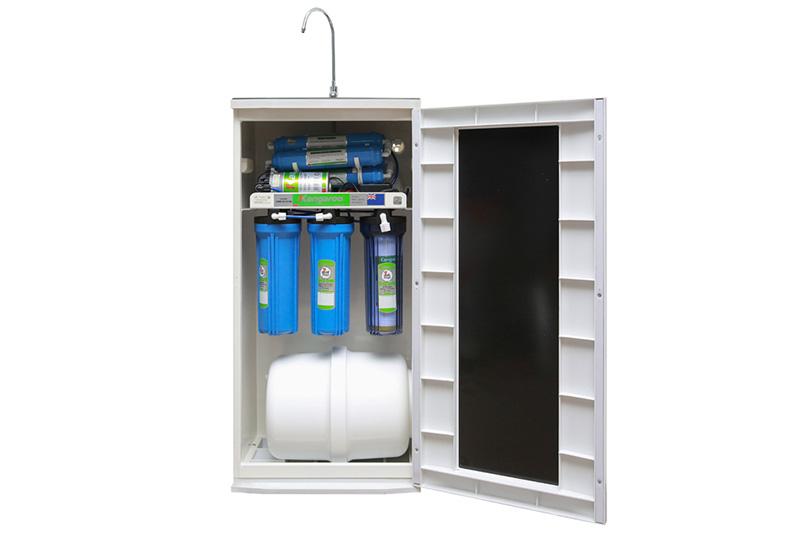 9 lõi lọc cho nước sạch tốt - Máy lọc nước Kangaroo KG99A VTU KG