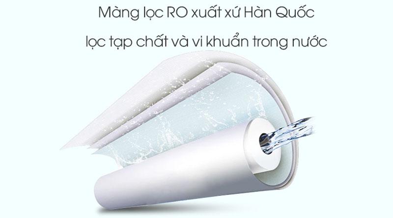 Màng RO nhập khẩu Hàn Quốc - Máy lọc nước Kangaroo KG99A VTU KG