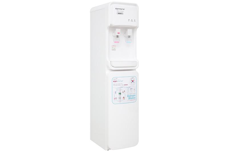 Thiết kế gọn gàng, đẹp mắt - Máy lọc nước nóng lạnh RO Korihome WPK-903