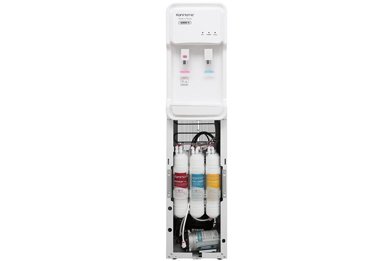 Lọc hiệu quả - Máy lọc nước nóng lạnh RO Korihome WPK-903