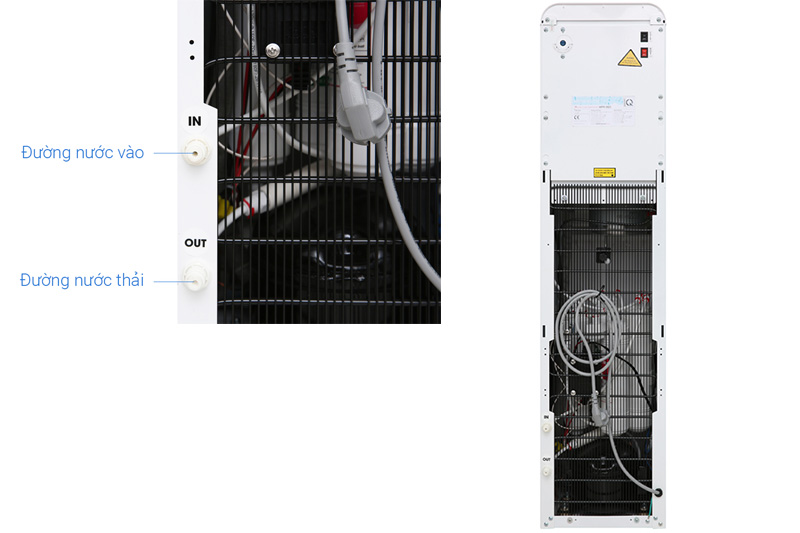 Công nghệ tốt - Máy lọc nước nóng lạnh RO Korihome WPK-903