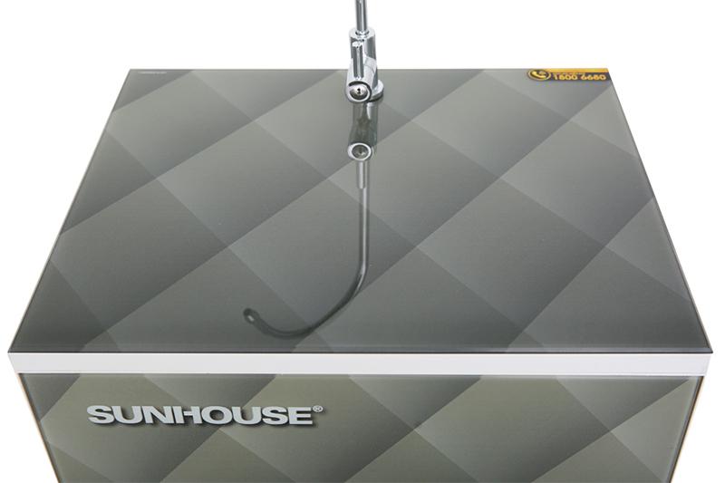 Máy lọc nước RO Sunhouse SHA8858K 8 lõi