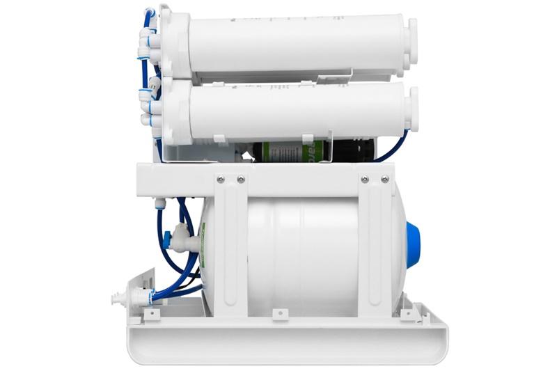 Có 5 lõi lọc nước hiện đại, cung cấp nước sạch trong lành - Máy lọc nước RO Kangaroo KG100HU 5 lõi