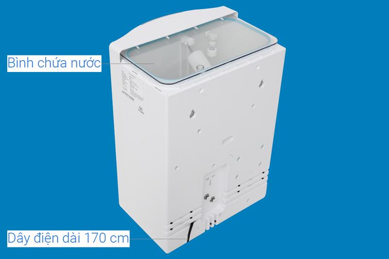 Bình nước cao cấp - Máy lọc nước RO Midea JN1648T 5 lõi