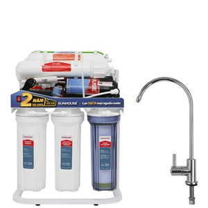 Máy lọc nước R.O 10 lõi