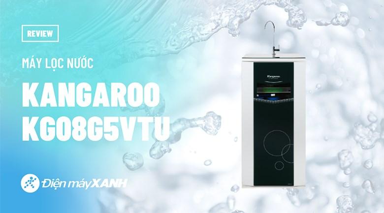 Máy lọc nước RO Kangaroo KG08G5VTU 8 lõi