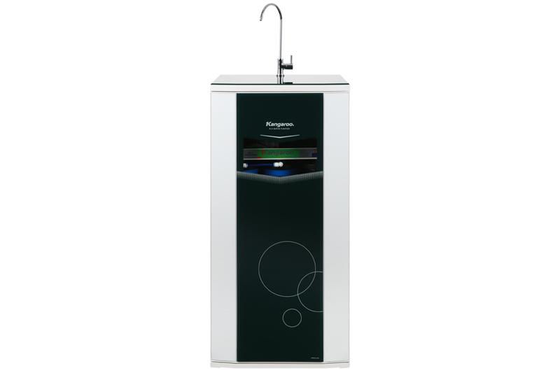 Thiết kế đơn giản, gọn đẹp - Máy lọc nước RO Kangaroo KG08G5VTU 8 lõi
