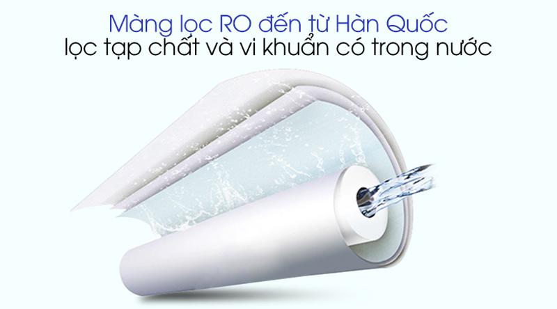 Màng RO nhập khẩu - Máy lọc nước RO Kangaroo KG08G5VTU 8 lõi