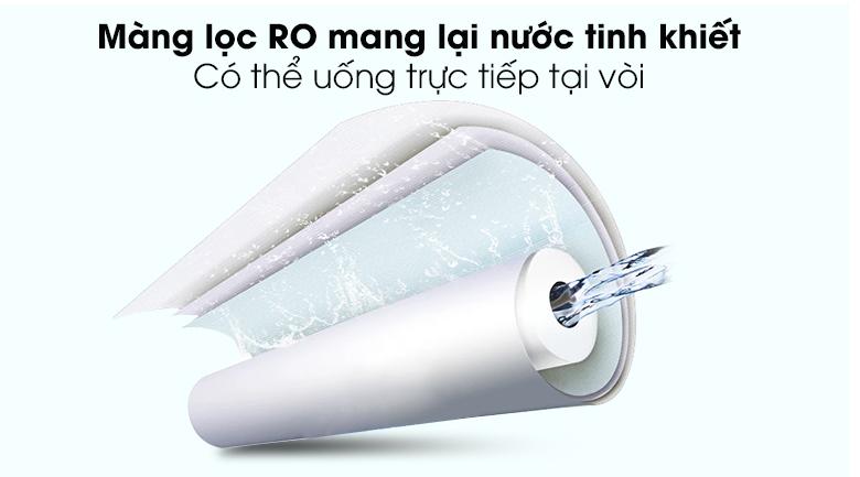 Màng lọc RO - Máy lọc nước RO Kangaroo KG3500AVTU 10 lõi