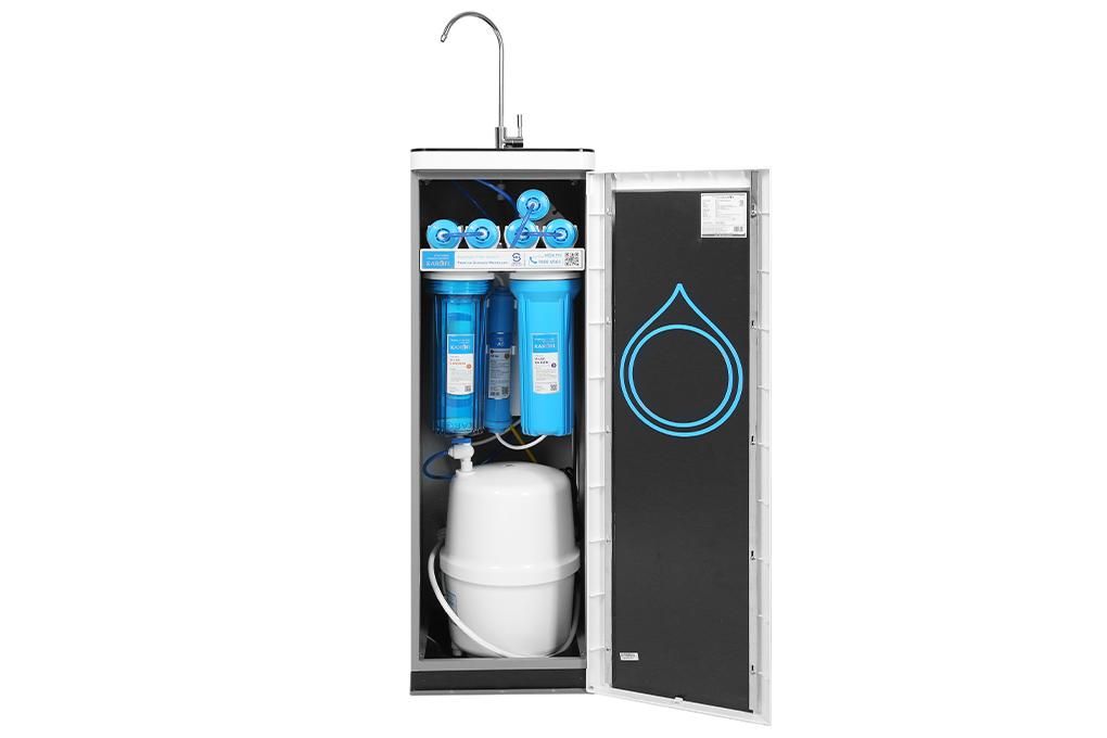 Chế độ cút nối nhanh - Máy lọc nước RO Karofi B930 9 lõi
