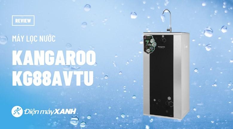 Máy lọc nước RO Kangaroo KG88AVTU 7 lõi