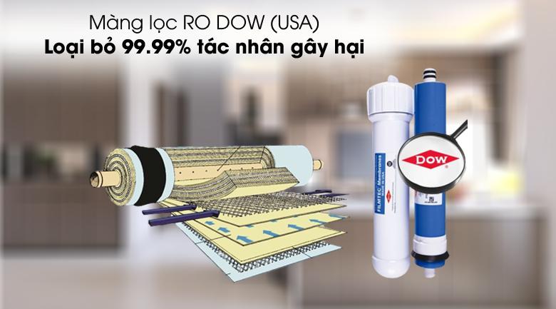 Màng RO DOW Mỹ - Máy lọc nước RO nóng lạnh Philips ADD8980 6 lõi (Imei)