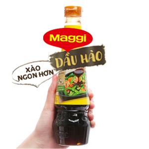 Dầu hào Maggi chai 350g