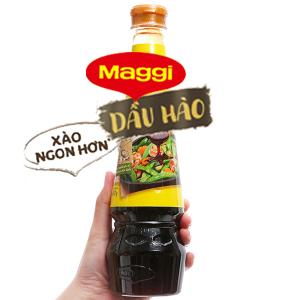 Dầu hào Maggi chai 530g