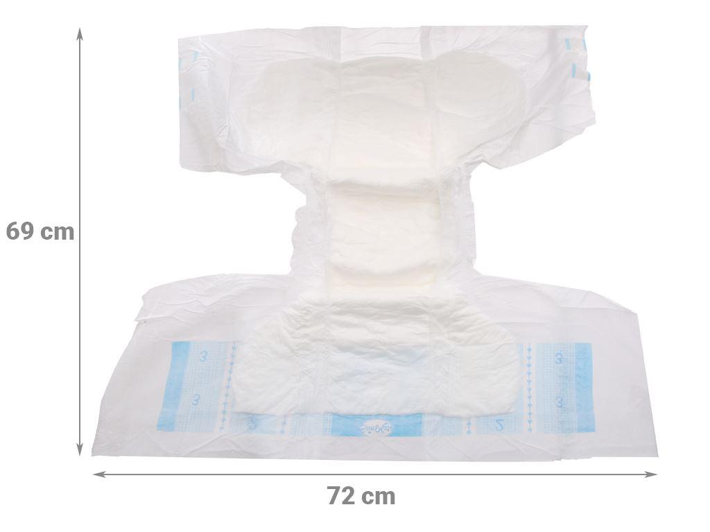 Tã dán Sunmate size L/XL 10 miếng 4