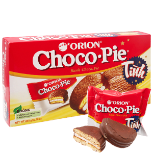 Hộp 20 bánh Choco-pie 33g