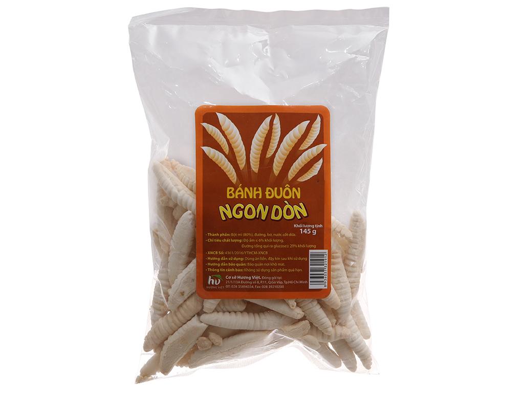 Bánh đuôn Hương Việt Ngon dòn gói 145g 1