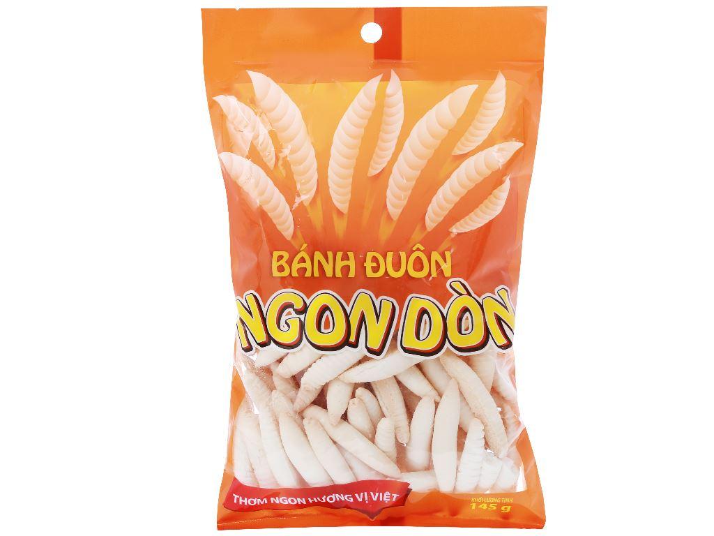 Bánh đuôn Ngon Dòn Hương Việt gói 145g 5