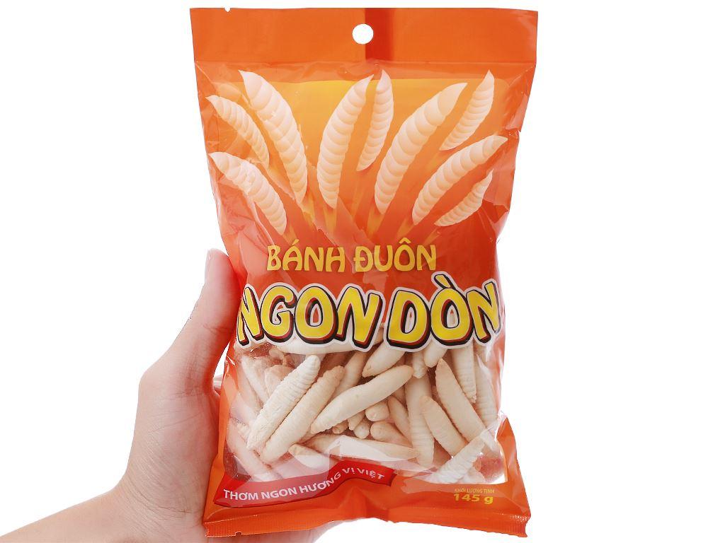 Bánh đuôn Ngon Dòn Hương Việt gói 145g 8