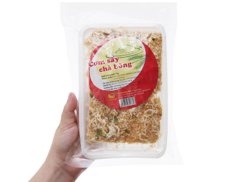 Cơm sấy chà bông Hương Việt gói 70g 5