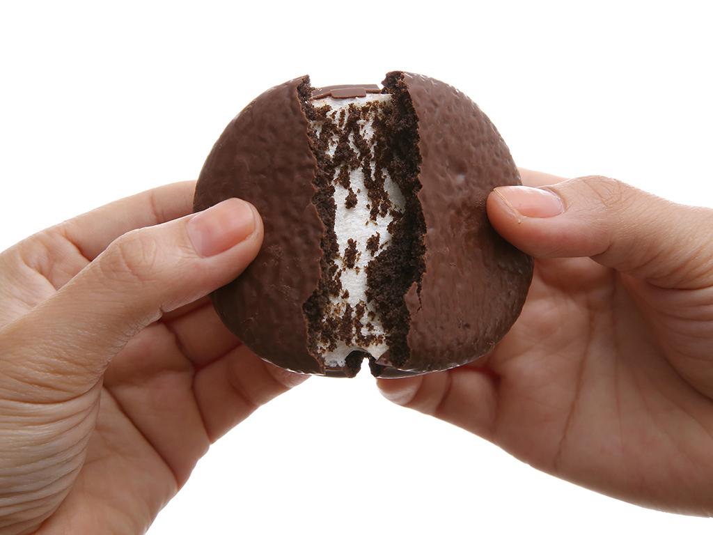 Hộp 12 bánh vị ca cao Choco-Pie Dark 30g 3