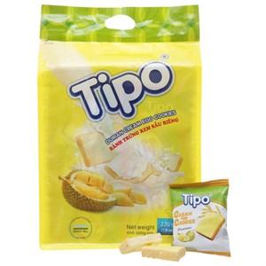 Bánh trứng Tipo kem sầu riêng 220g